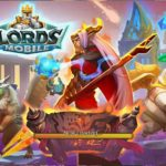 Main Loading Screen of Lords Mobile