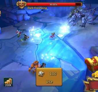 How to Win the Lords Mobile Labyrinth