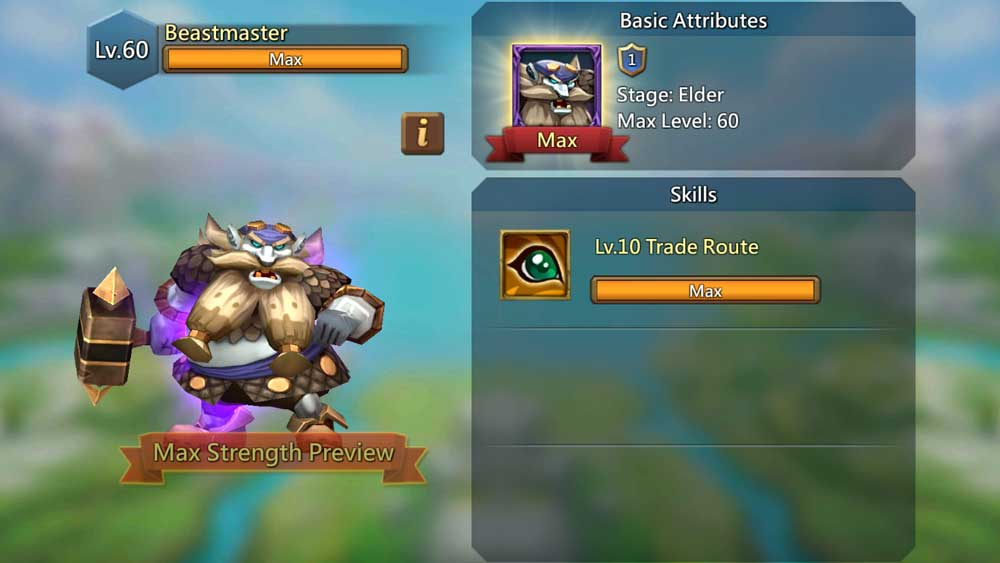 Beastmaster Familiar