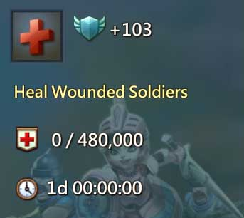 Heal Wounded Soldiers