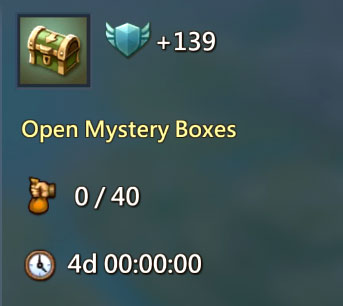 Open Mystery Boxes