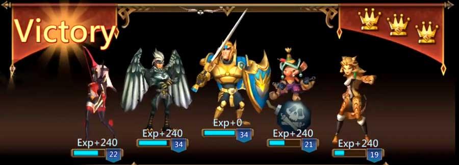 Hero Lineup for Elite 2-6