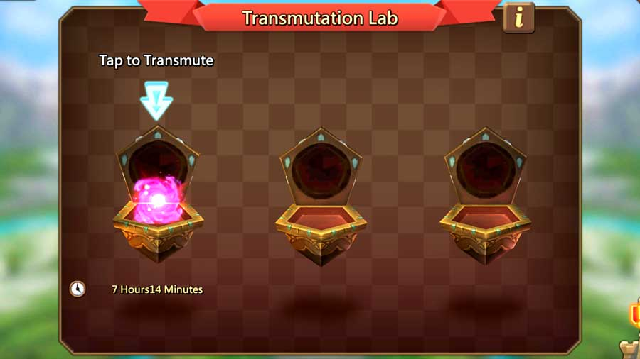 Transmutation Lab for Dark Essences
