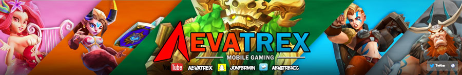 Aevatrex Banner from YouTube