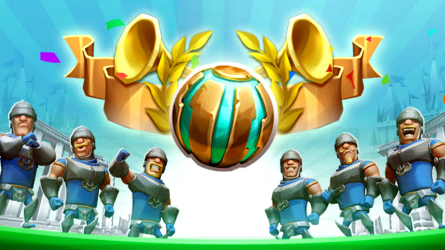 Lords Cup in Lords Mobile Players and Ball