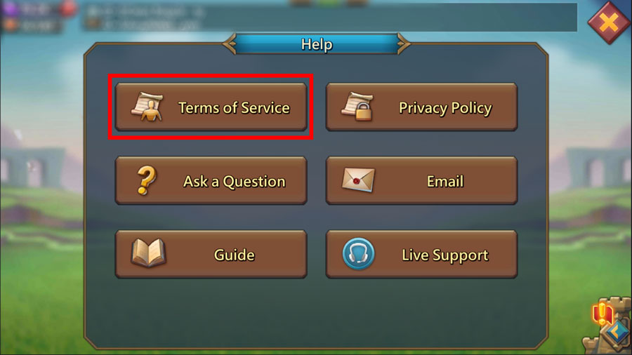 IGG Terms of Service