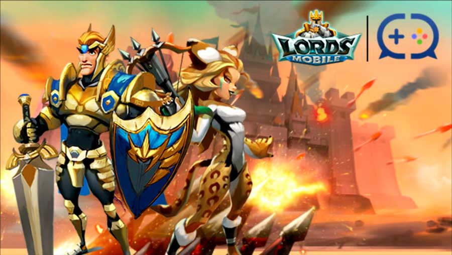 Lords Mobile and WeGamer