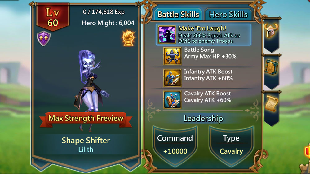 Shape Shifter 11K Hero Specs