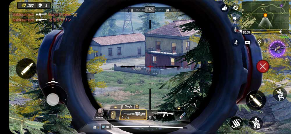 Call of Duty Scope