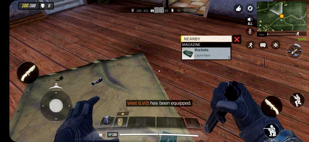 Knife in Call of Duty Mobile
