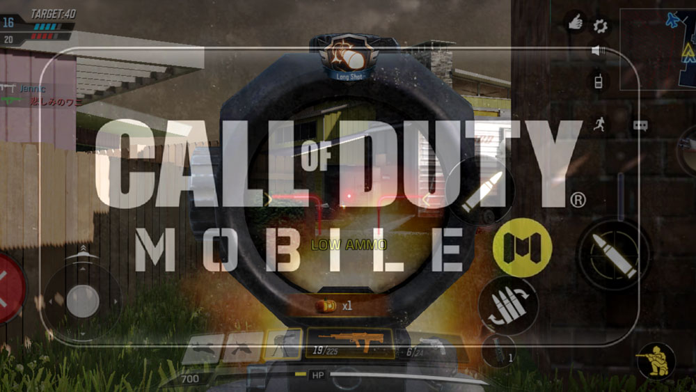 Call of Duty Mobile Tips and Tricks Screen