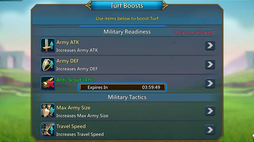 Anti Scout Expires In