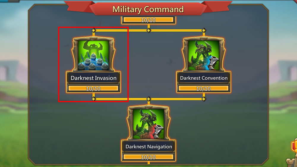 Darknest Invasion Research in Academy