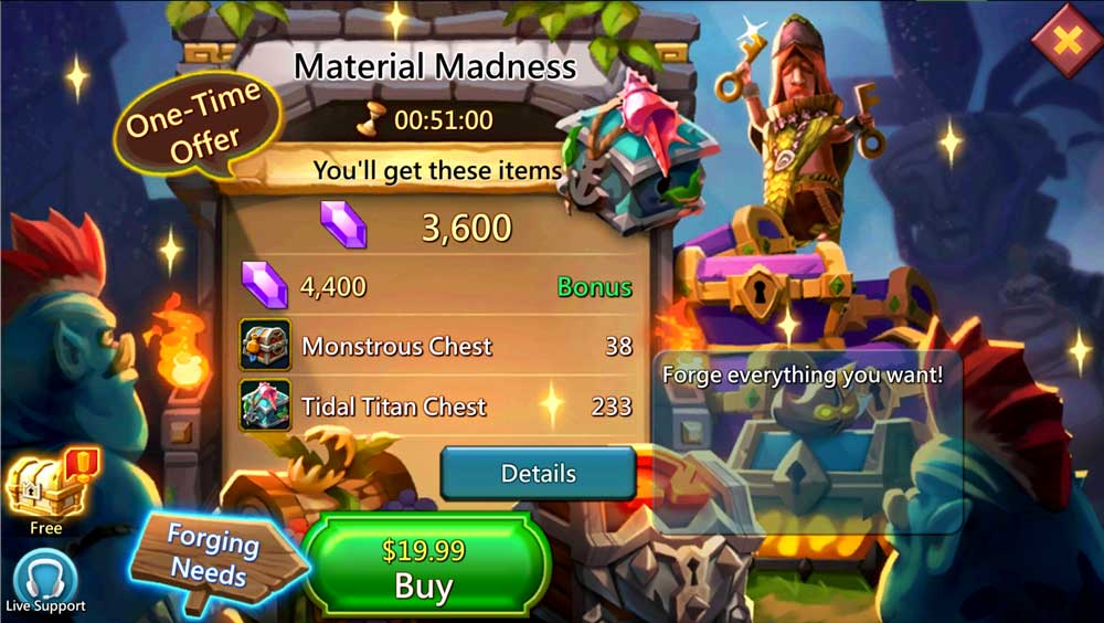 Material Madness Paid Pack