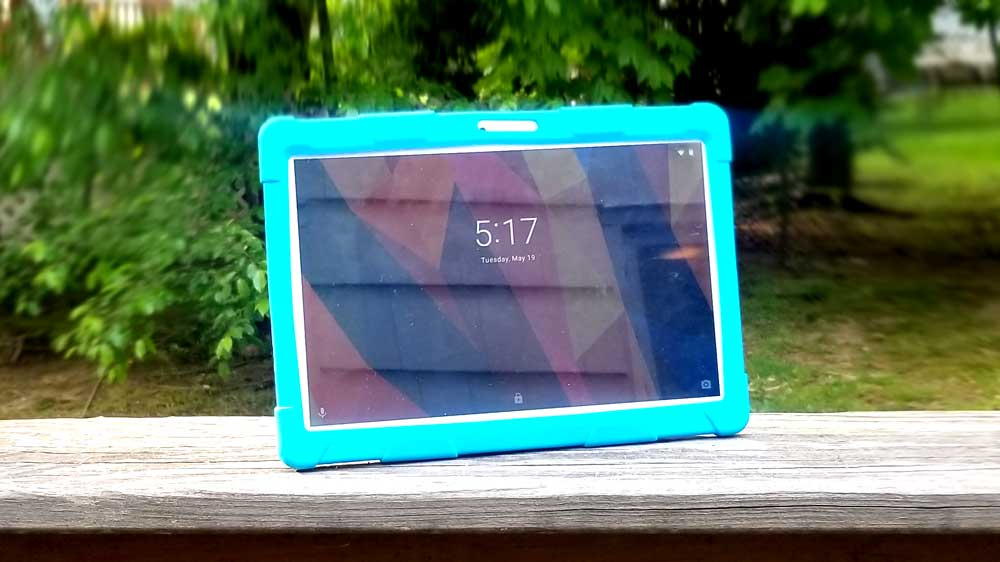 Dragon Tablet Touch K10 Outdoors