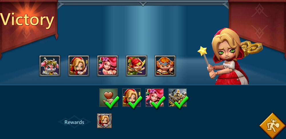 Witch Doll Limited Challenge Stage 1-2