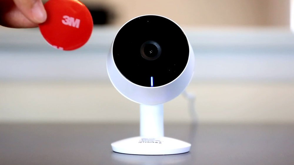 LaView Wifi Camera Front Face