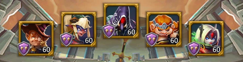 F2P Lineup for Blackwing