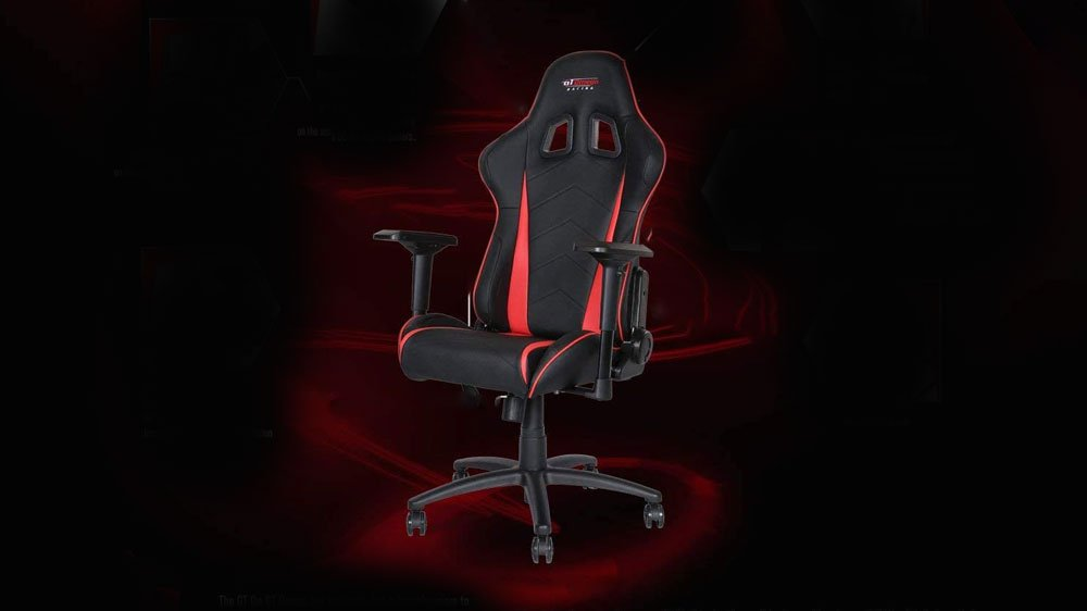 GT OMEGA PRO Gaming Chair with Ergonomic