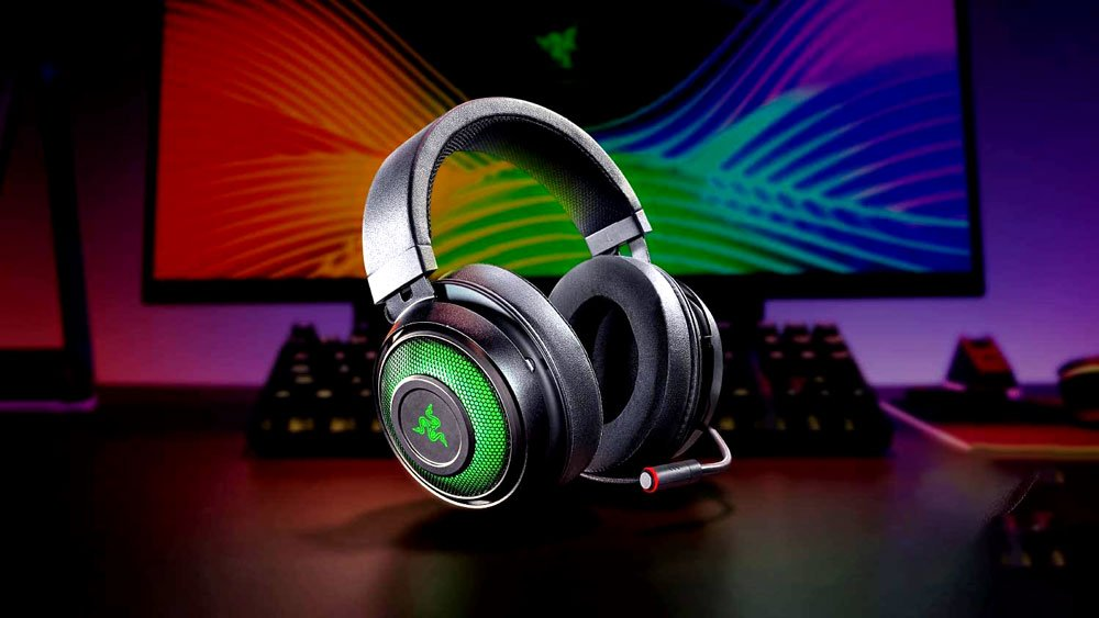 Razer Kraken Ultimate RGB USB Gaming Headset