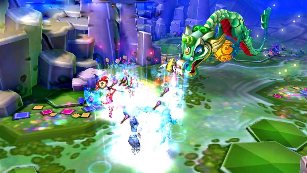 Jade Wyrm Monster Hunting